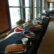 Catered Lunch Package, B & C Catering and Grill Company, Reeds