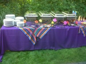 Taco/Burrito Bar Package, Blue Moon Mexican Cafe Catering, Wyckoff