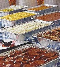 Delivery Buffet Package, Dickey's Barbecue Pit, Glen Allen