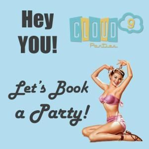 Cloud 9 Parties by Shelley, Collins