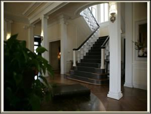 Grand Staircase & Main Lobby, J.H. Adams Inn, High Point