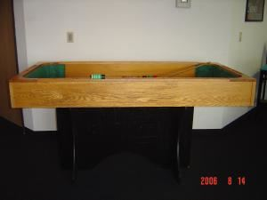 Full House Special #2 ONLY $700.00, Casino World LLC, Phoenix — 6' craps table with one dealer that plays 8 guests