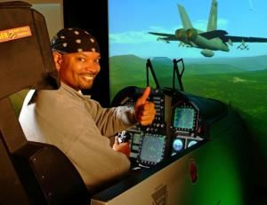 Elite Strike Fighter Scramble Mission Package, Air Combat Zone, Mississauga