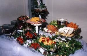 Catering Packages Starting at $8.95 per person, Surrey House And Gardens, McKinney