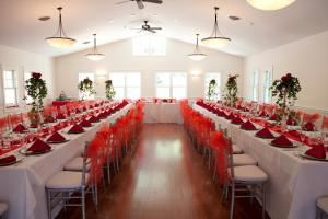 Reception Hall Only Package, Milton Ridge, Clarksburg