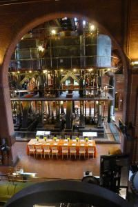 Great Engines Hall (Friday and Sunday Evenings), Waterworks Museum, Chestnut Hill