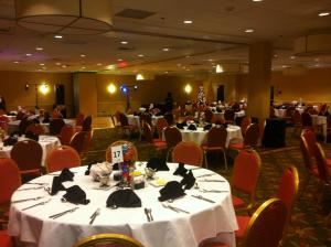 Grand Ballroom, DoubleTree DFW Airport North, Irving