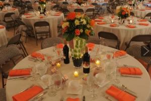 Saturday Venue Rental (251 to 450 guests), Shrine Event Center, Livermore