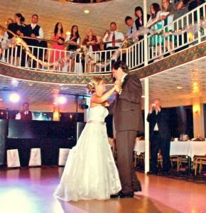 Emerald Wedding Package, Lake George Steamboat Company, Lake George