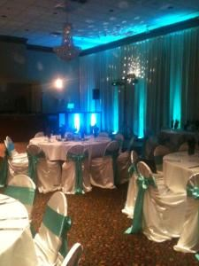 Small Reception Package (starting at $29 per person), Pi Banquet Hall, Southfield