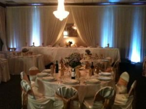 Premium Small Reception (starting at $39 per person), Pi Banquet Hall, Southfield