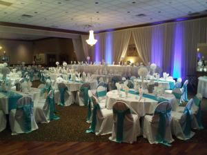 Affordable Elegance Reception Package (starting at $22 per person), Pi Banquet Hall, Southfield
