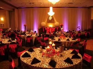 Copper Reception Package (starting at $24 per person), Pi Banquet Hall, Southfield