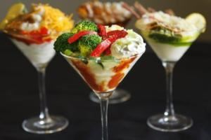 Ultimate Food Cruise - On or Off the Lake!, Event Catering Services, Huntersville — MASHtini Bar