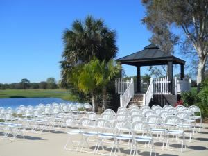 Gazebo, East Bay Country Club, Largo