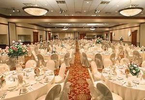 Ballroom, Cincinnati Marriott Northeast, Mason