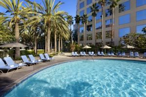 North Tower Pool, Hyatt Regency Orange County, Garden Grove
