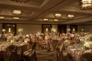 Royal Ballroom F, Hyatt Regency Orange County, Garden Grove