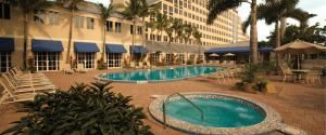 Pool Terrace, Doubletree Deerfield Beach, Deerfield Beach