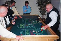 Players Casino Parties, Somerset — Seven Come Eleven