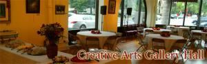 Creative Arts Gallery Hall, Creative Arts And Event Center, Greenfield