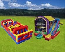 Bouncer Package 2, USA Inflatable/Moonwalk Rentals and Party Rentals, Minneapolis