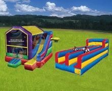 Bouncer Package 1, USA Inflatable/Moonwalk Rentals and Party Rentals, Minneapolis