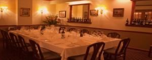 Private Room, Montebello Restaurant Italiano, New York