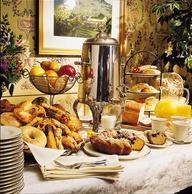 Corporate Buffet Breakfast Package, Tops Catering & Events, Lawrenceville