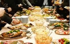 Corporate Buffet Lunch Package, Tops Catering & Events, Lawrenceville