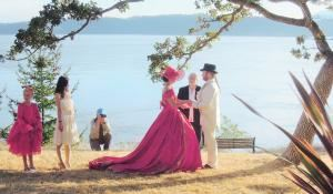 Wedding Package 1, Eagles Nest Retreat, Galiano