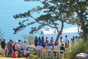 All Inclusive Wedding Package 2, Eagles Nest Retreat, Galiano