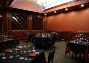Wine Room, Red Dot Cuisine, Spring