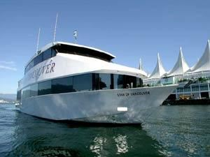 Star of Vancouver, Pride Of Vancouver Charters, Vancouver — The Star of Vancouver is a 100 pass modern yacht.
