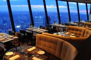 360 Restaurant, CN Tower, Toronto