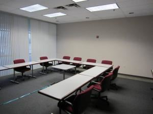 Conference Room 2, The Atrium At National Composite Center, Dayton — Will seat 12 to 18
