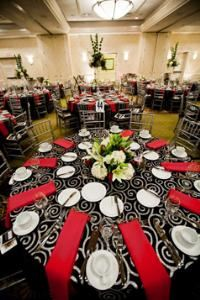Tables, Chairs & Linens, Classic Party Rentals of VA, Richmond