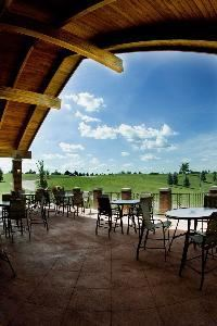 Veranda, The Club At Indian Creek, Elkhorn — veranda