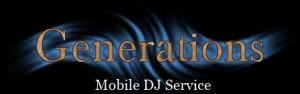 Generations Mobile DJ Service, Raleigh — A little about us: We are a full time mobile entertainment company serving Raleigh, and surrounding areas. Being in the business full time, we are available to our clients from 10 AM to 9 PM, seven days a week. We have 15 DJs on staff and after meeting with our clients we match the DJ's personality to the client's event. Also, with multiple DJs, you don't have to worry about the DJ getting sick on your big day. Our equipment is state-of-the-art. The DJ will bring about 220,000 thousand songs to your event and is connected wirelessly to our server which allows him or her on the fly access to over 15 million titles. If it has ever been recorded, we can probably play it at your event.