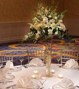 Gold Wedding Package (starting at $94 per person), Marriott Boston Quincy, Quincy