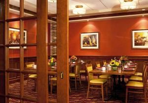 Rehearsal Dinner (starting at $44 per person), Marriott Boston Quincy, Quincy