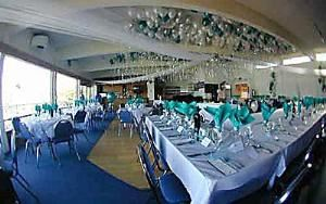 Rainier Yacht Club, Seattle — WEDDING RECEPTION