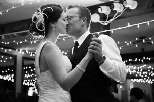 Wedding Menu (starting at $50 per person), Cove Country Inn, Westport — The first dance...