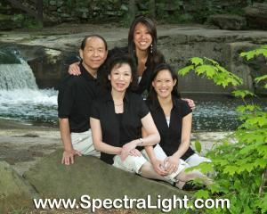 SpectraLight Photography & Design, North Ridgeville — We specialize in family portraits and high school seniors photographed in the park, yard, home or our studio.