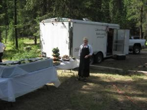Cabinet Mountain Mobile Catering, Libby