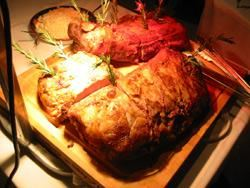 Christmas Buffet / Family Style, D&T Classic Catering, Beamsville