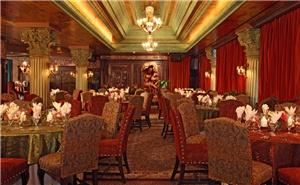 Foundation Room Seated Dinner - Menu B, House Of Blues Las Vegas, Las Vegas — Foundation Dining Room (Seated)
