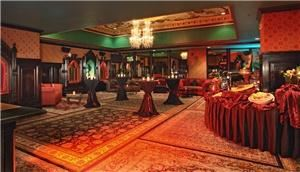 Foundation Room Hosted Bar Packages (starting at $38 per person), House Of Blues Las Vegas, Las Vegas — Shangri-La Room (Reception Style)