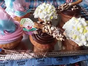 Marisha's Couture Cakes, Wilmington — Couture Carnival Cupcakes