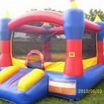 Toddler Package, ASAP Party Rentals, Fort Lauderdale — 10 x 10 Bounce